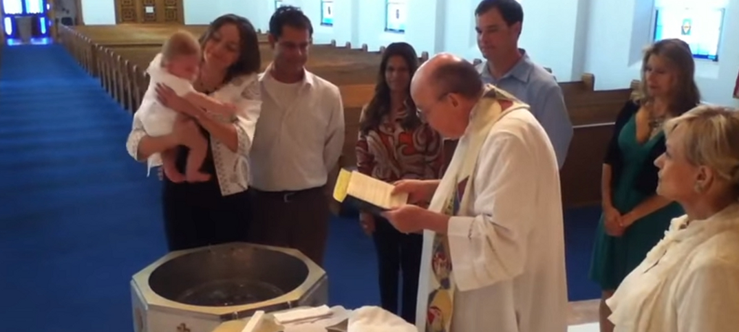 12 Best Baptism Prayers for Babies