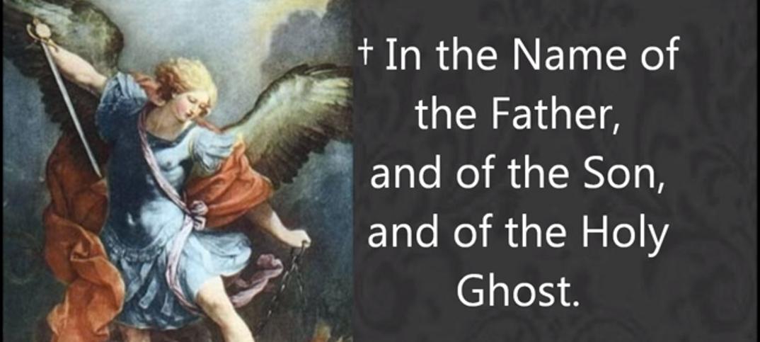 5 Good Prayers for Exorcism