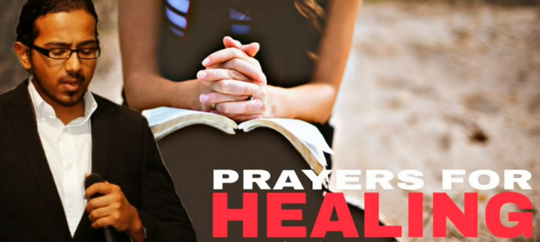 25 Powerful Prayers for Healing, Comfort, Recovery and Strength