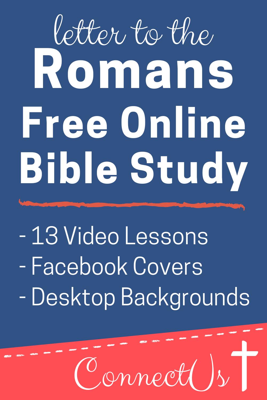 Romans Bible Study Lessons