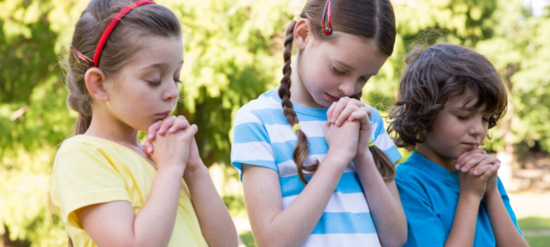 7 Bidding Prayers for Children