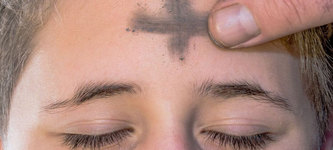 Prayers for Ash Wednesday Lent