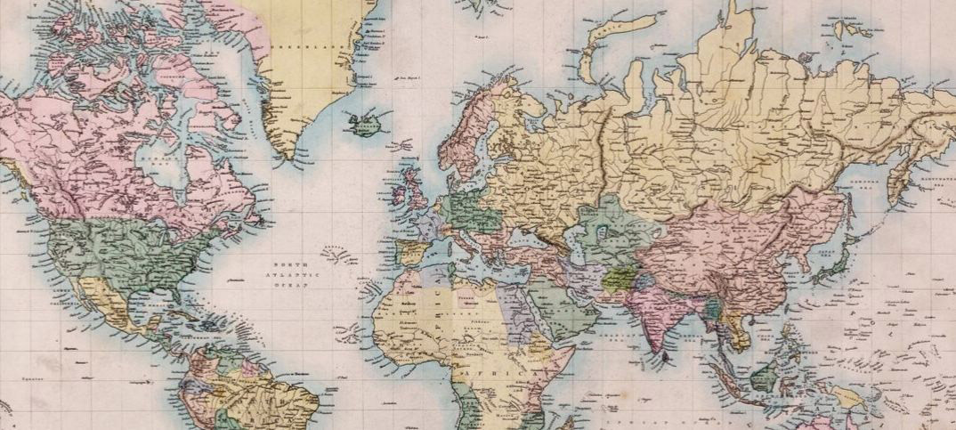 Pros and Cons of Mercator Projection