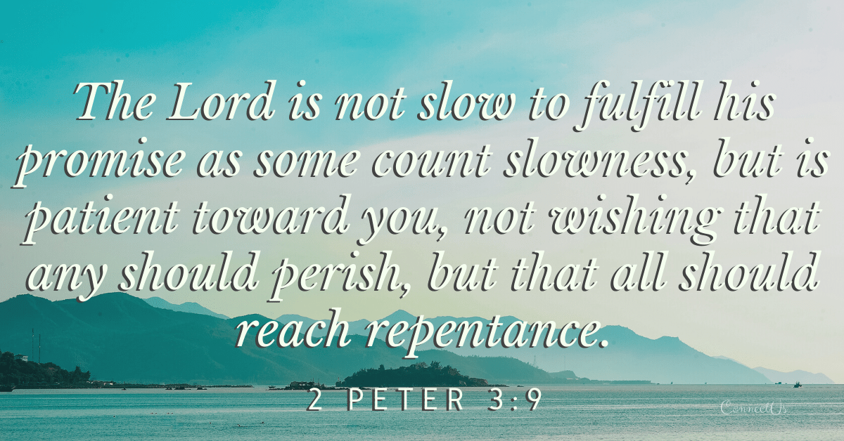 75 Mighty Bible Scriptures on Repentance – ConnectUS