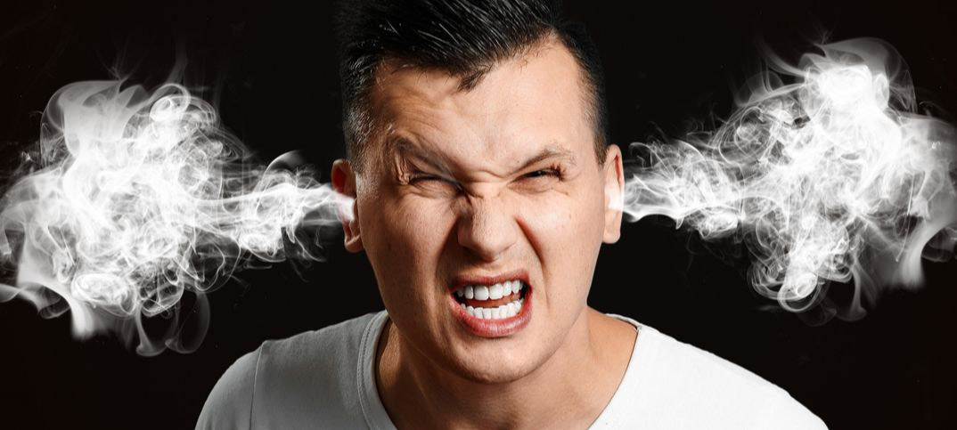Bible Scriptures on Anger