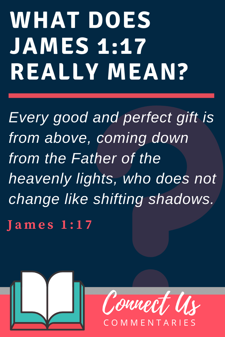 James 1:17 Meaning