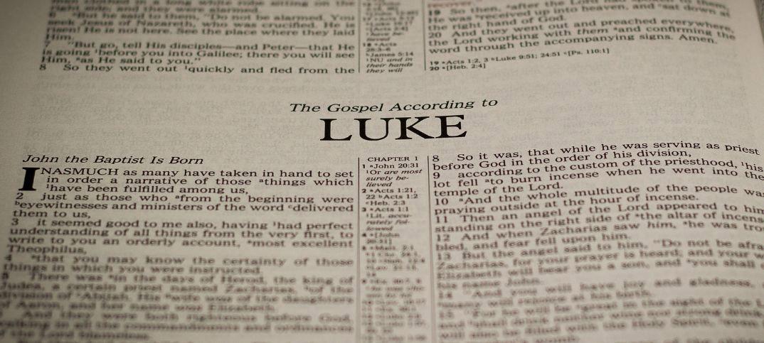 Luke 21:25 Meaning