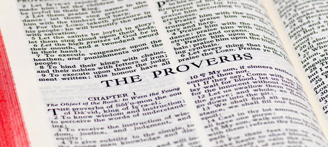 Proverbs 31:25 Meaning