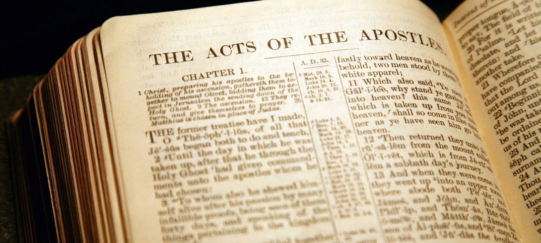 Acts 1:8 Meaning