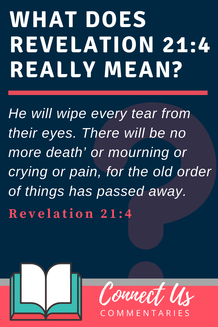 Revelation 21:4 Meaning