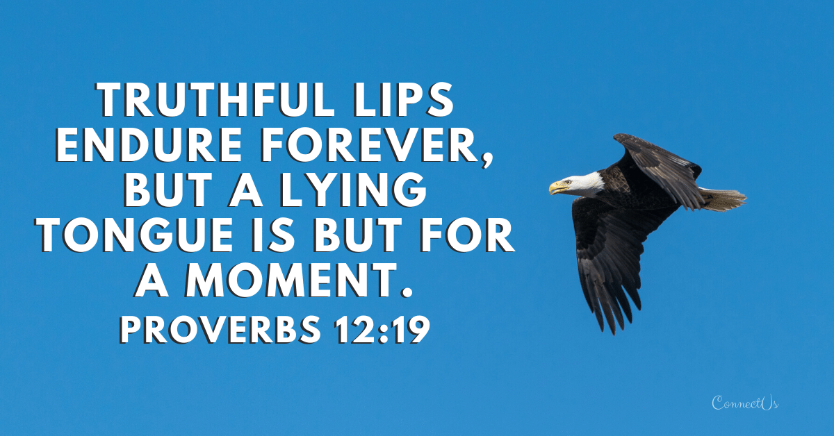 Proverbs 12:19