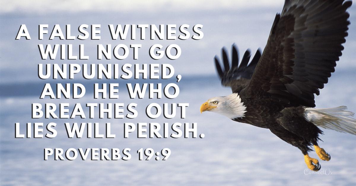 Proverbs 19:9