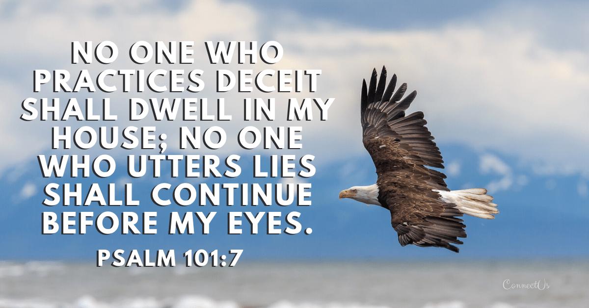 Psalm 101:7