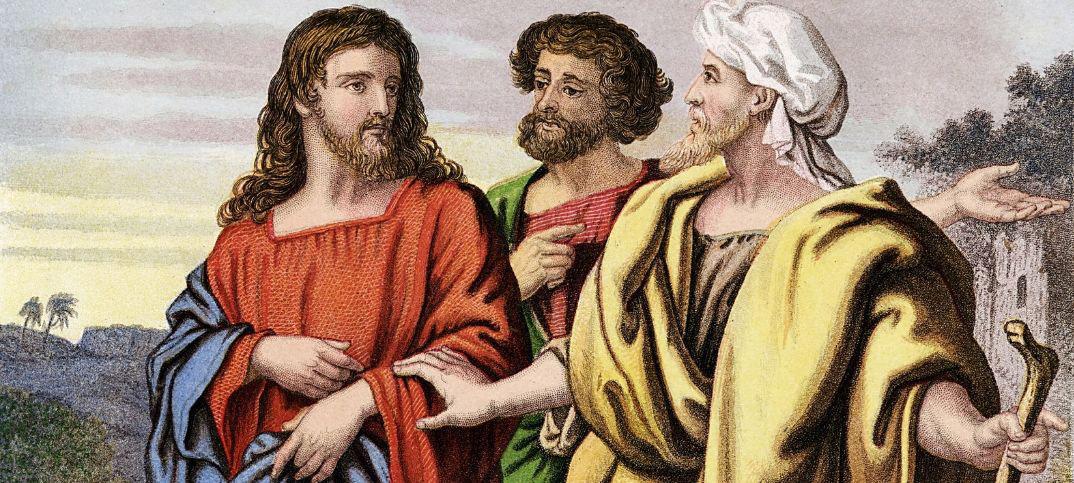 Bible Scriptures on Discipleship