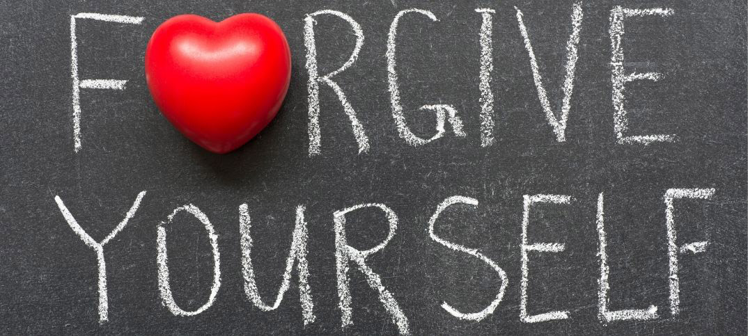 Bible Scriptures on Forgiving Yourself