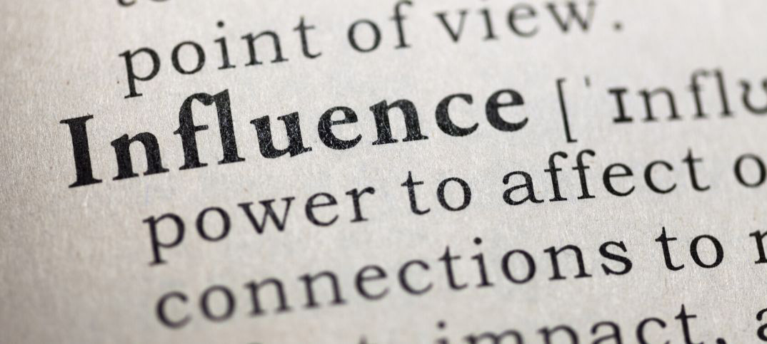 Bible Scriptures on Influence