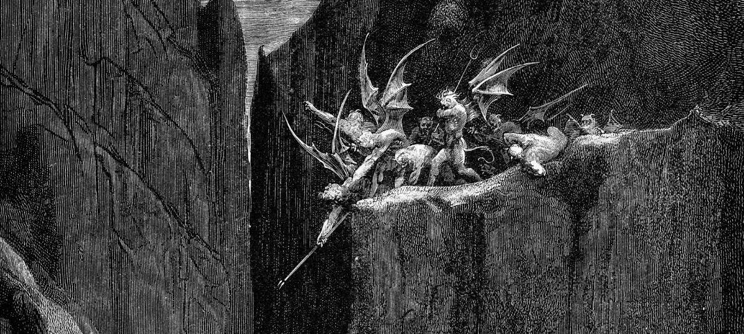 Bible Scriptures on Demons