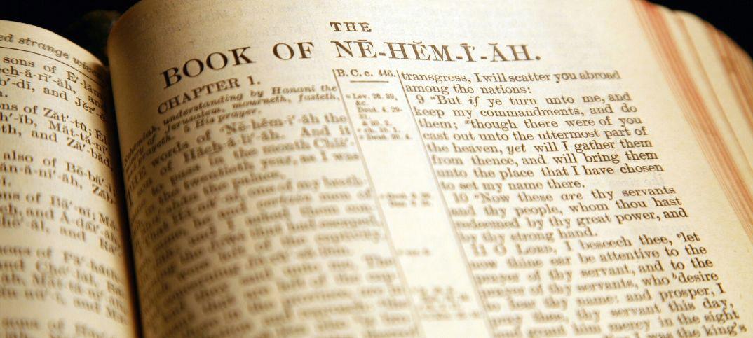 Nehemiah 8:10 Meaning