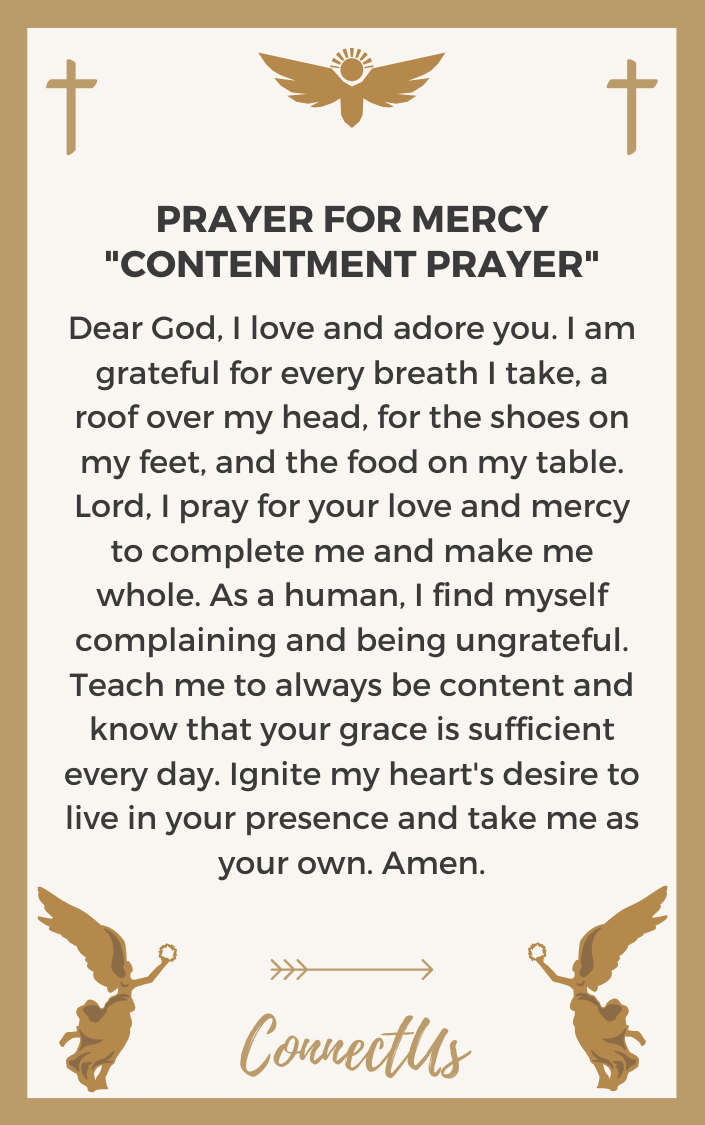 contentment-prayer