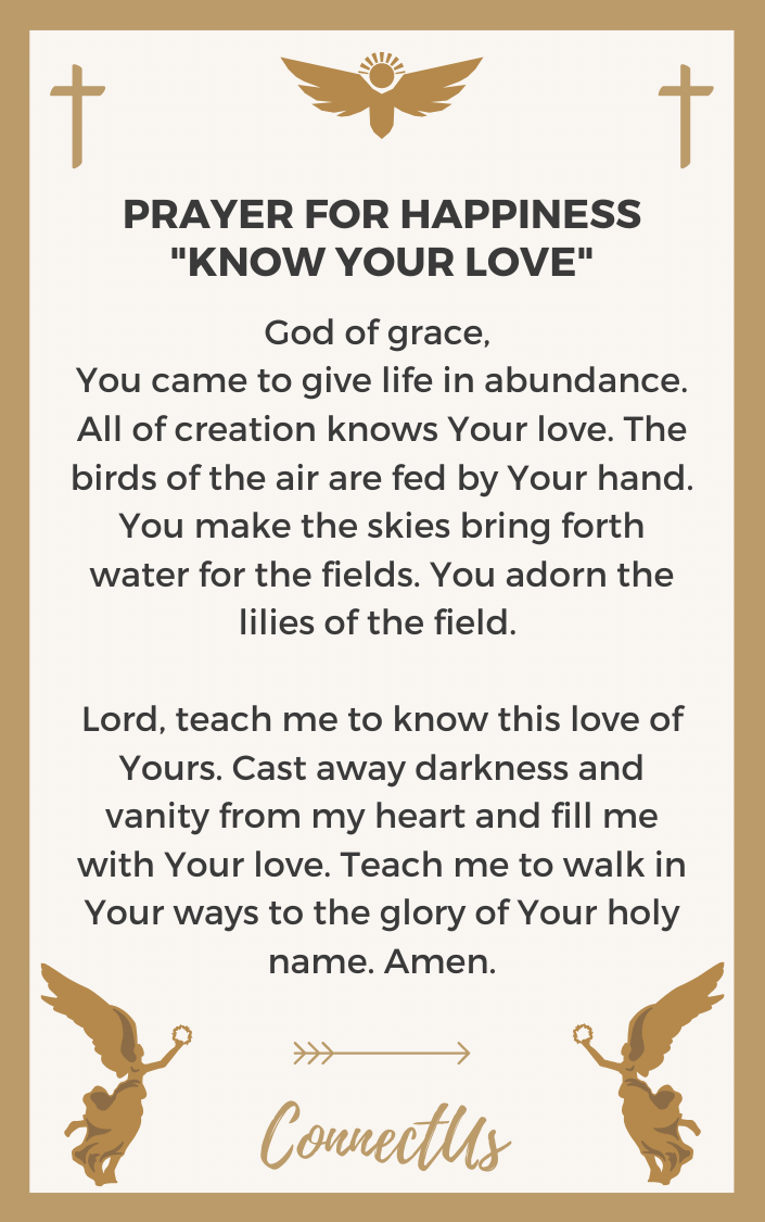 know-your-love-prayer