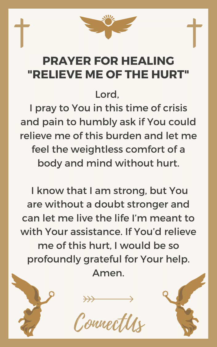 relieve-me-of-the-hurt-prayer