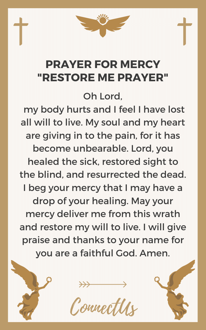 restore-me-prayer