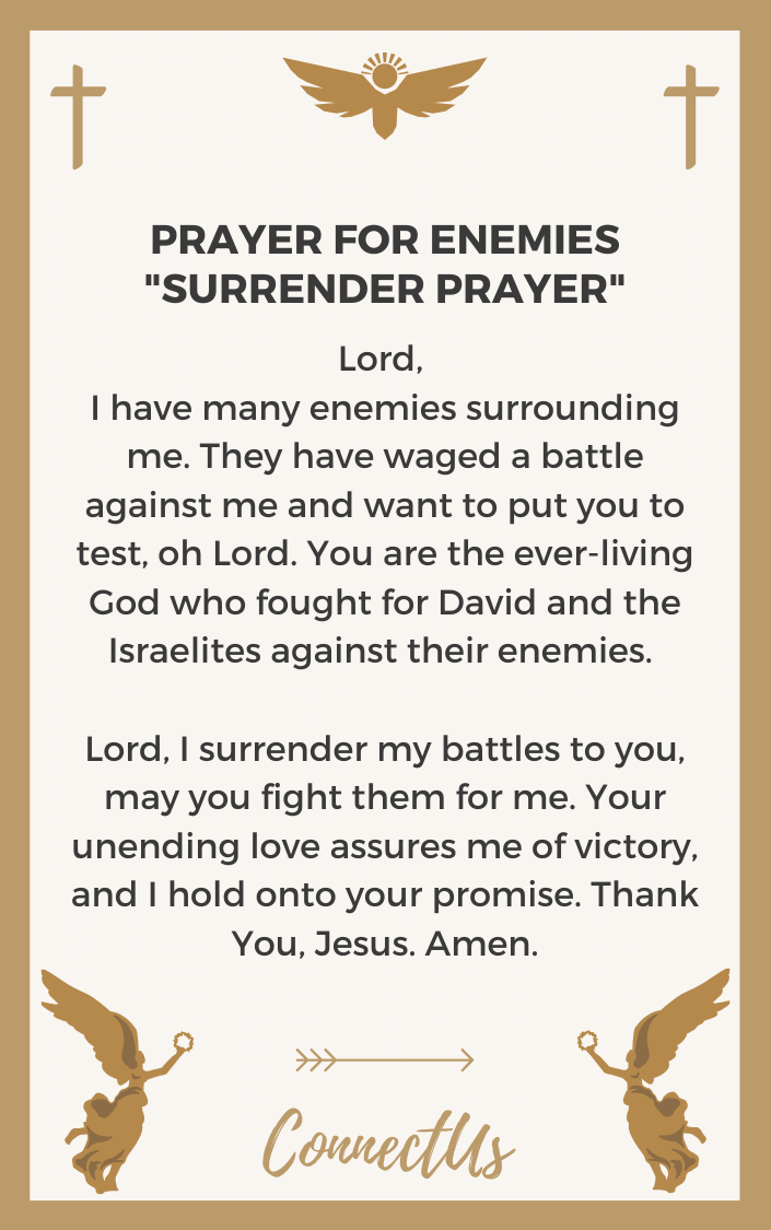 surrender-prayer
