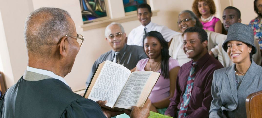 Bible Scriptures on Ministry