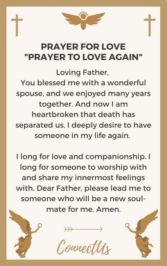 prayer-to-love-again