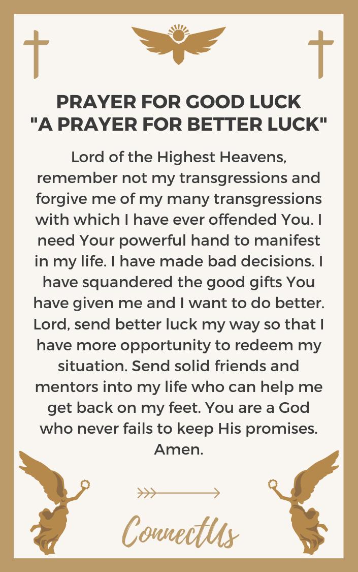 a-prayer-for-better-luck