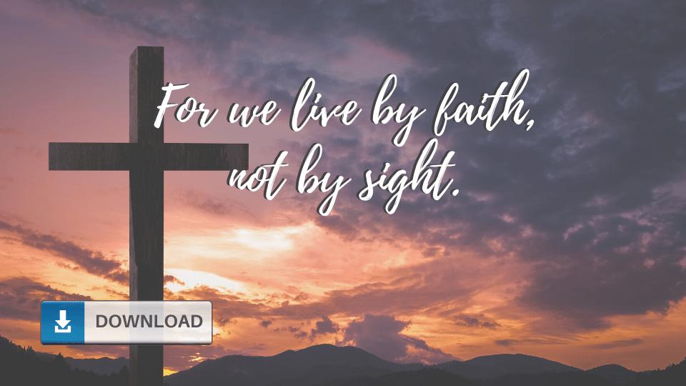Christian Cross Wallpaper