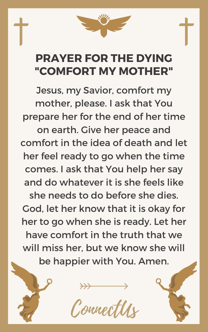 comfort-my-mother-prayer