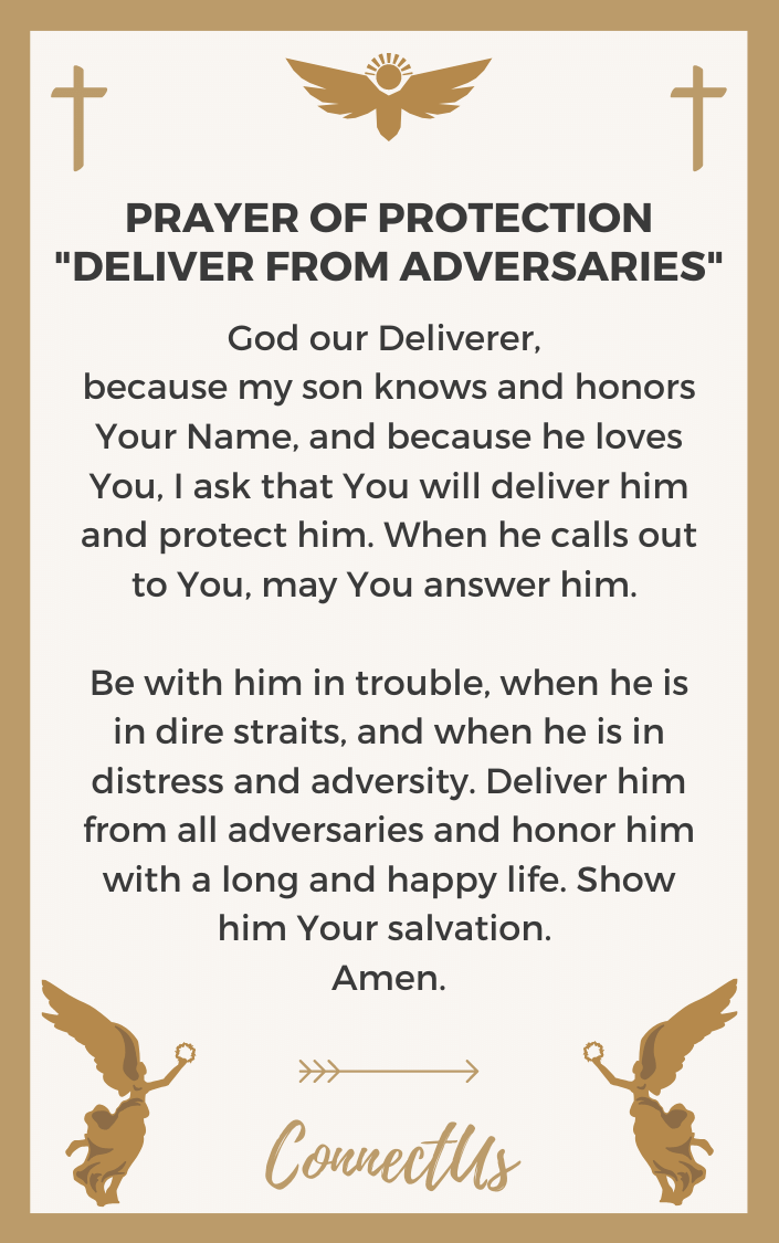 deliver-from-adversaries-prayer