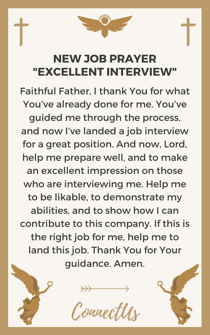 excellent-interview-prayer