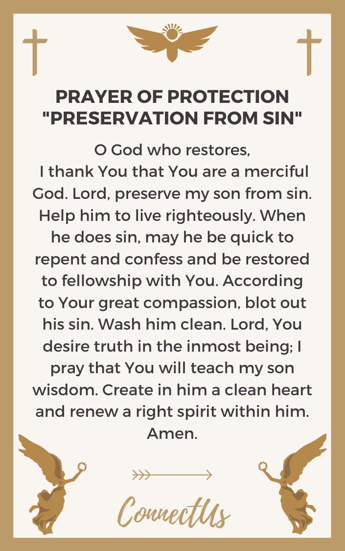 preservation-from-sin-prayer