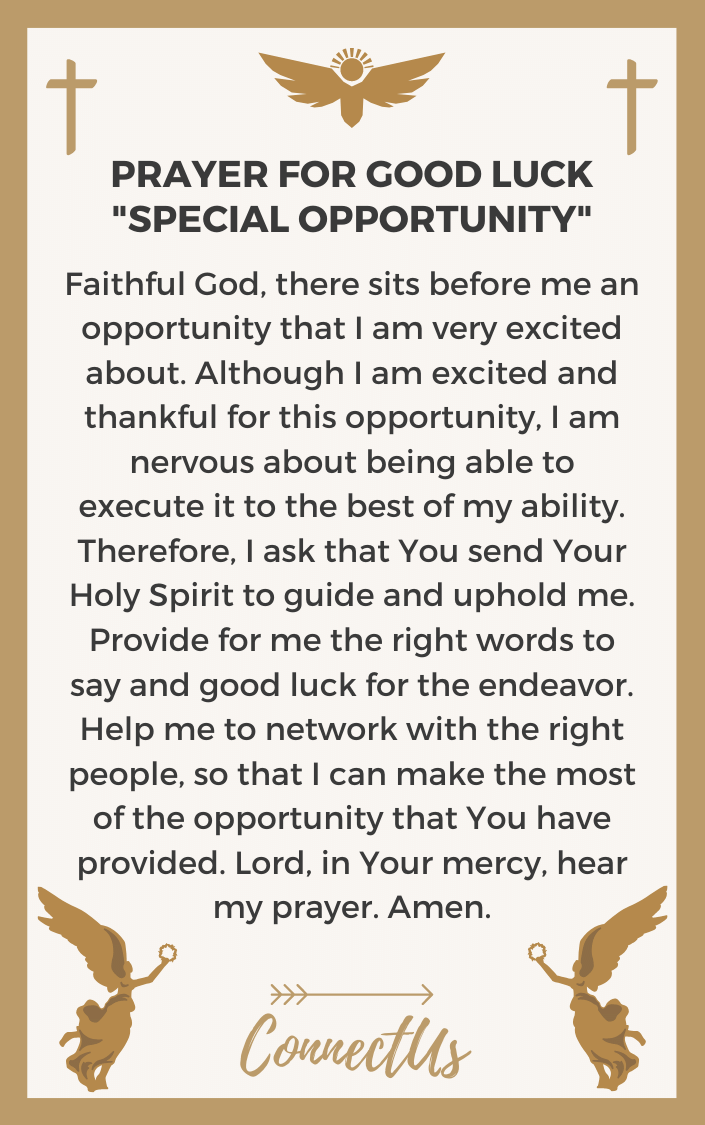 special-opportunity-prayer