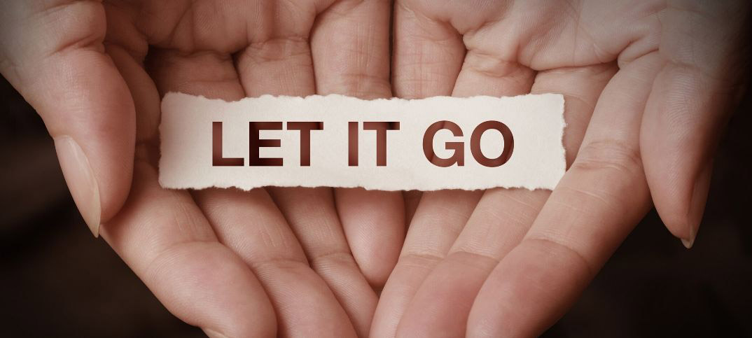 Bible Scriptures on Letting Go