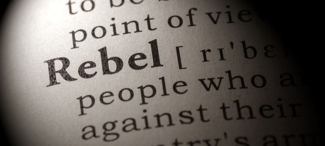 Bible Scriptures on Rebellion