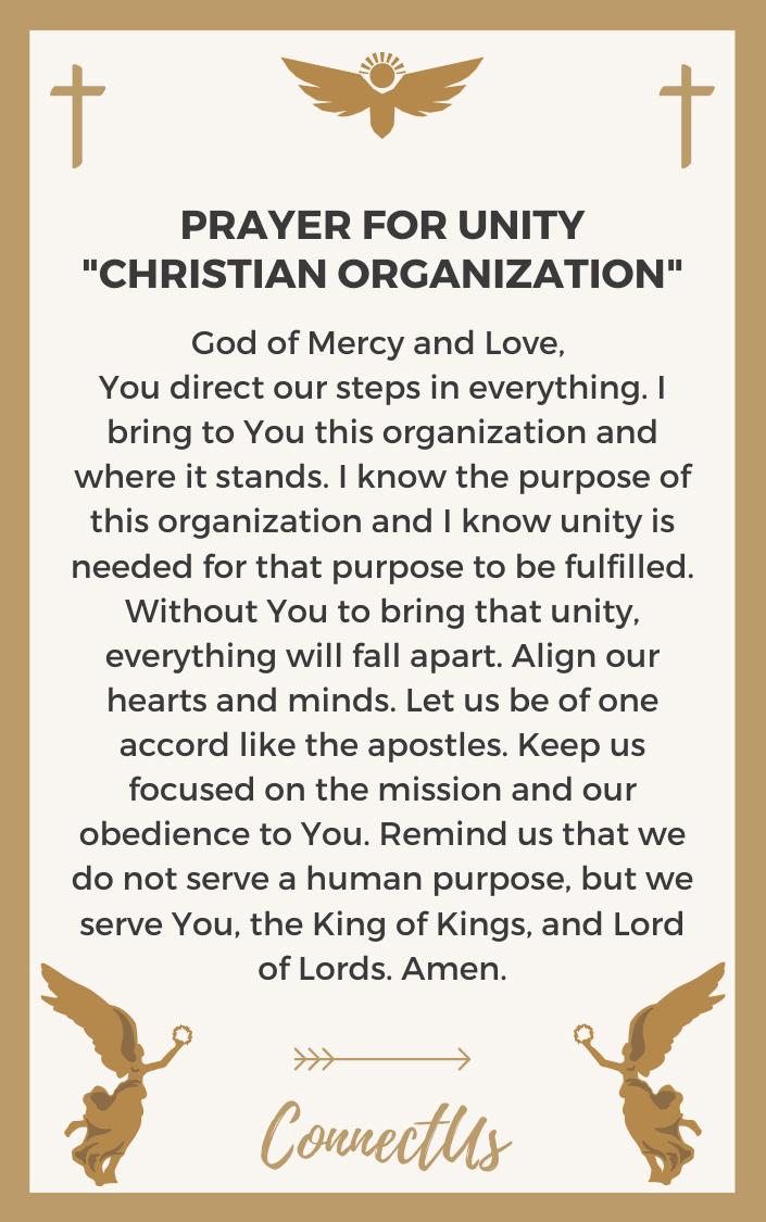 Christian-organization