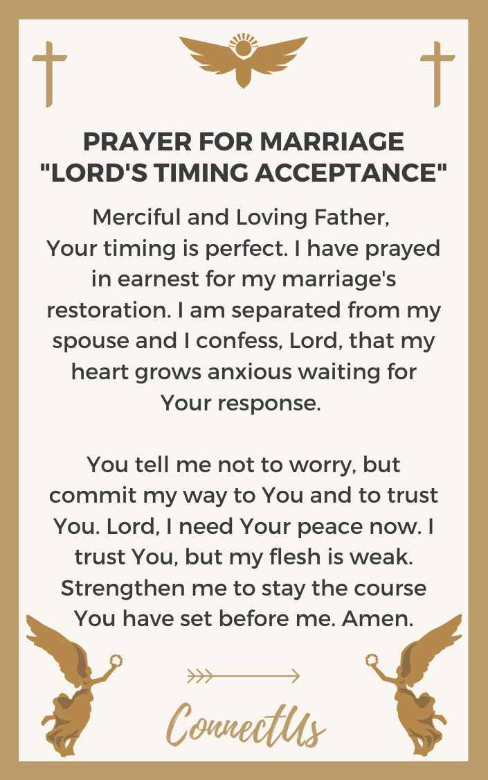 Lord's-timing-acceptance