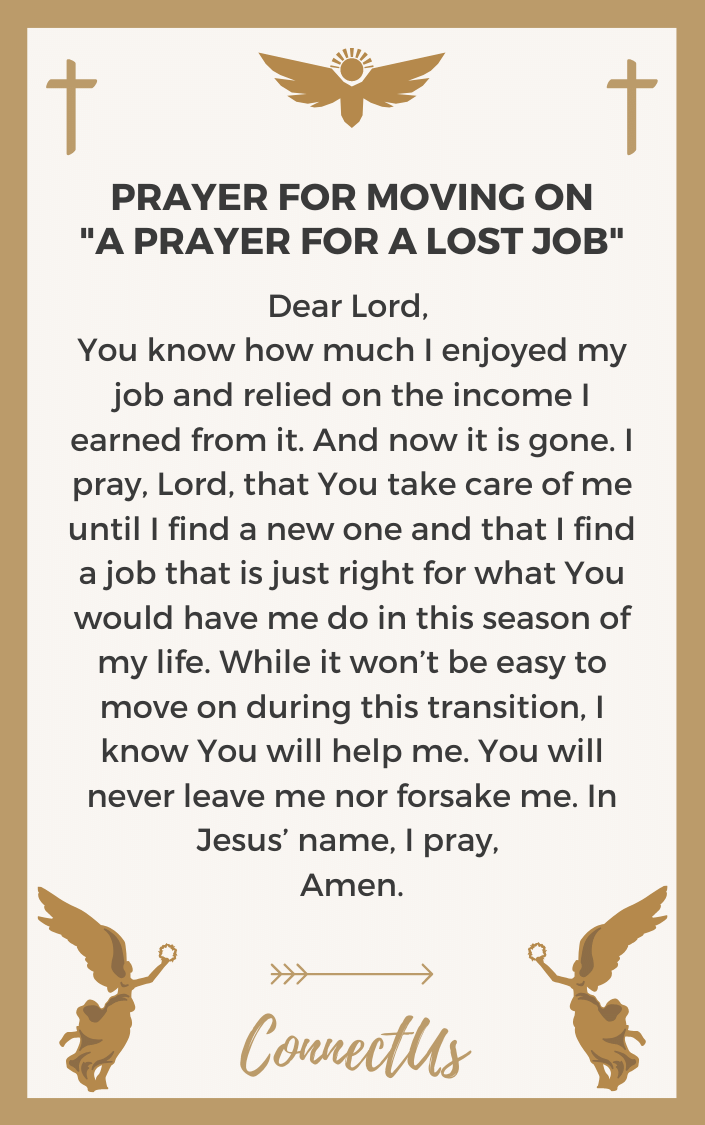 a-prayer-for-a-lost-job