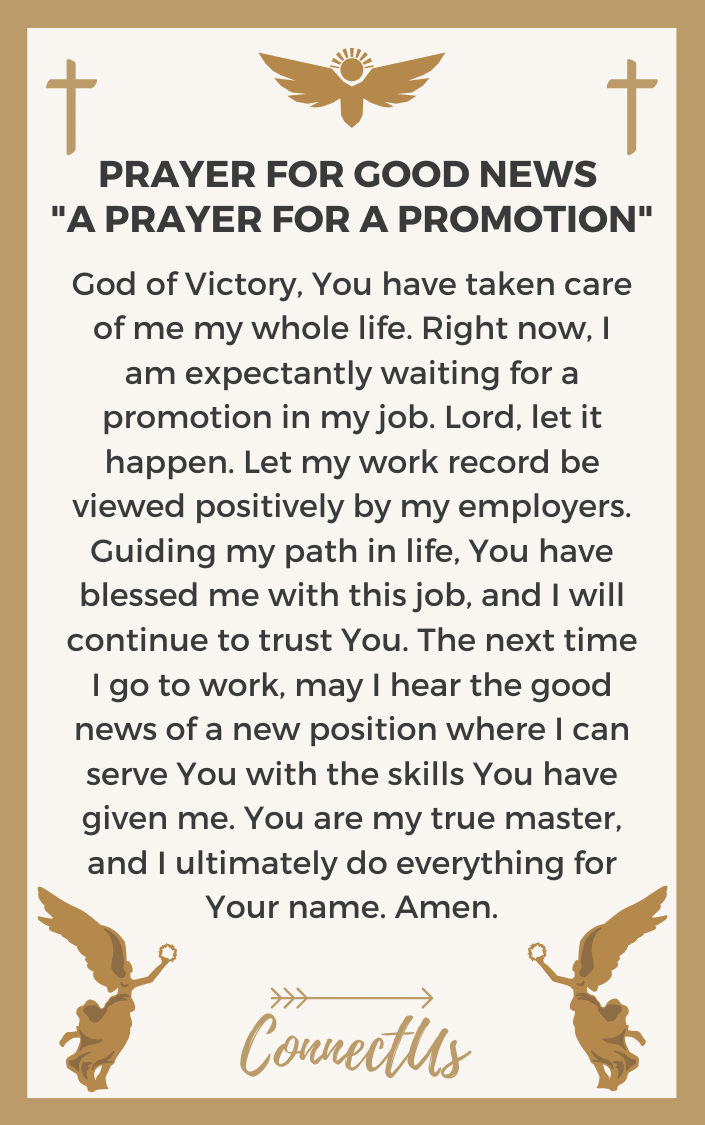 a-prayer-for-a-promotion