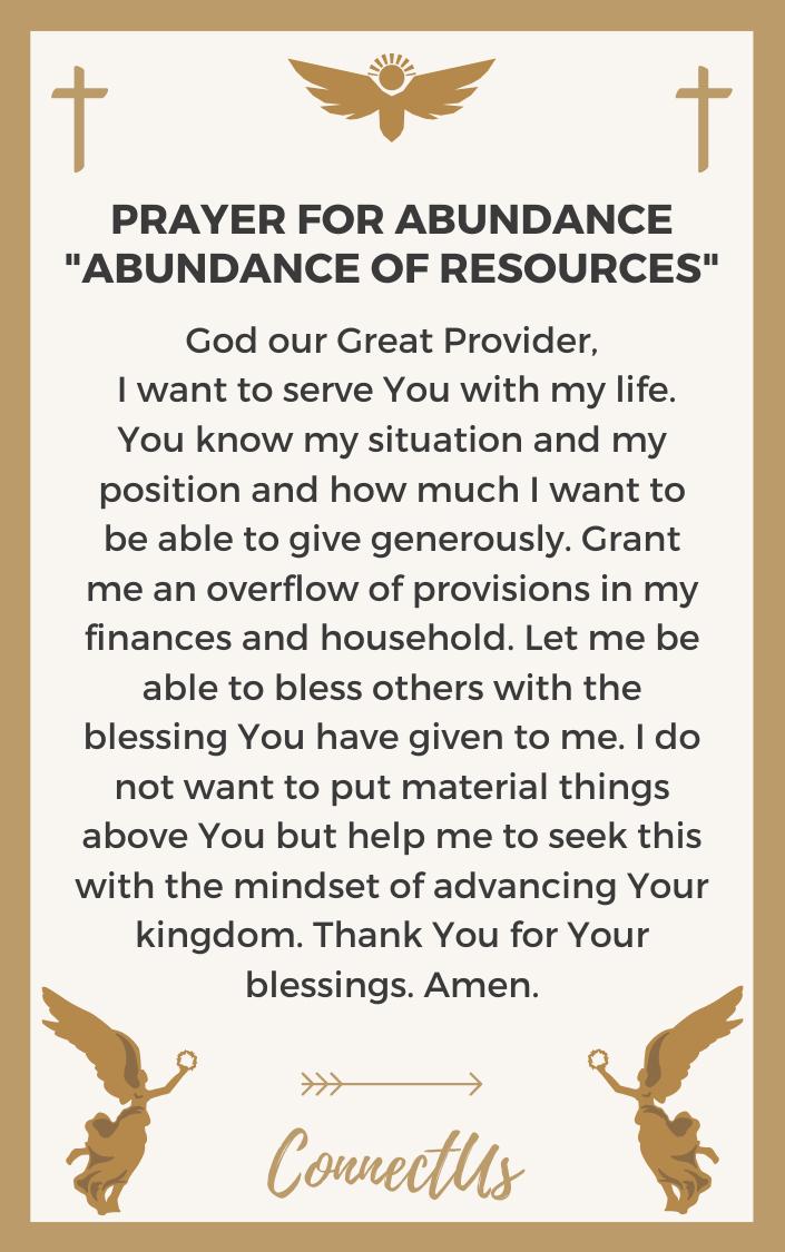 abundance-of-resources