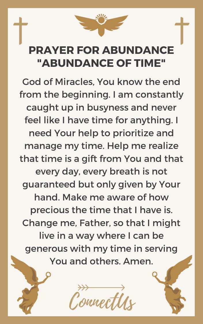 abundance-of-time