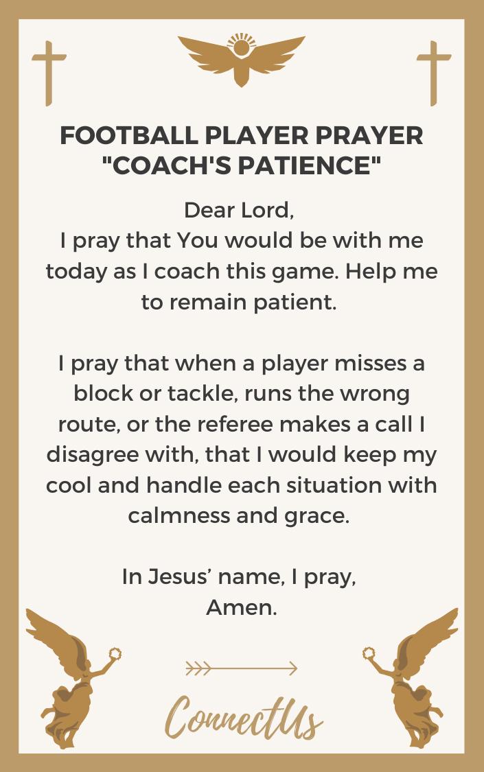 coach's-patience