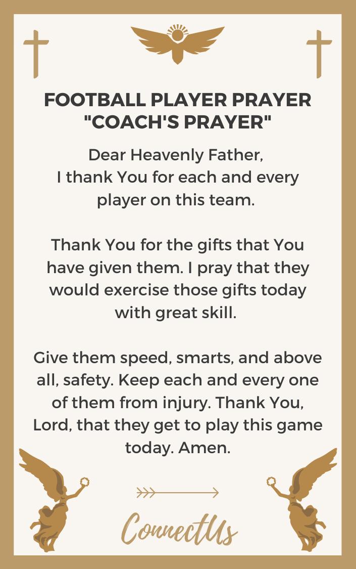 coach's-prayer