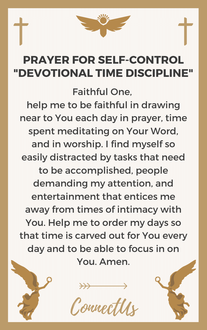 devotional-time-discipline