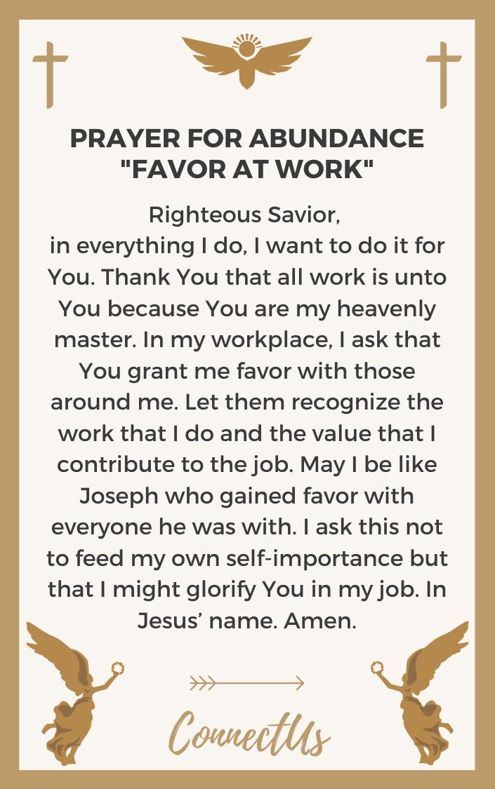 favor-at-work