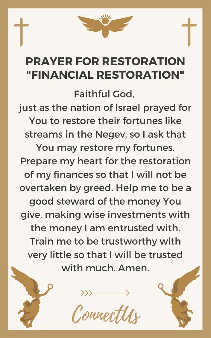 financial-restoration