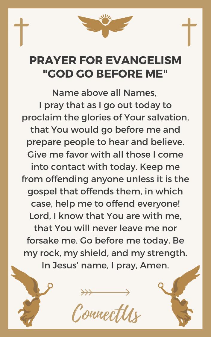 god-go-before-me